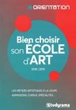 Xavier de La Mola - Bien choisir son école d'art.