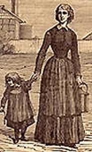 Xavier de Montepin - La porteuse de pain.