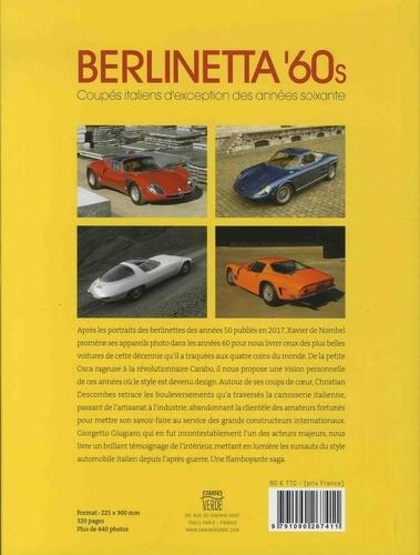 Berlinetta '60s. Coupés italiens d'exception des années soixante