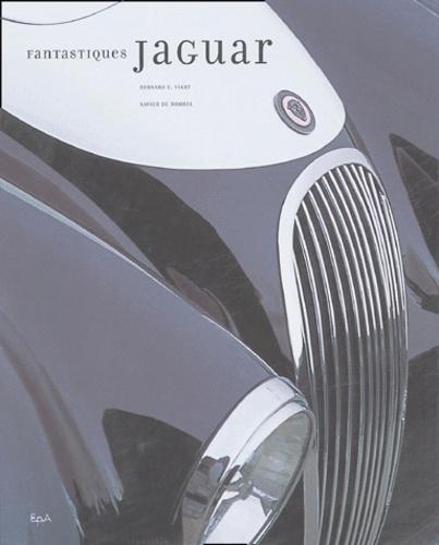 Xavier de Nombel et Bernard-F Viart - Fantastiques Jaguar.