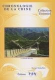 Xavier Deboffles - Chronologie de la Chine.