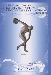 Xavier Deboffles - Chronologie de la civilisation gréco-romaine.
