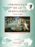 Xavier Deboffles - Chronologie de la Renaissance (1350-1600).