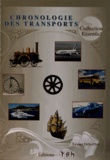 Xavier Deboffles - Chronologie des transports.