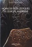 Xavier Delamarre - Noms de lieux celtique de l'Europe ancienne (-500 / +500) - Dictionnaire.