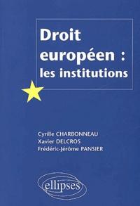 Xavier Delcros et Frédéric-Jérôme Pansier - .