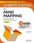 Xavier Delengaigne et Marie-Rose Delengaigne - La boite à outils du mind mapping.