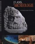 Xavier Delestre - 15 ans d'archéologie - En Provence-Alpes-Côte d'Azur.