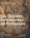 Xavier Delestre et Jacques Buisson-Catil - Les Grandes Découvertes en Préhistoire dans la région Provence-Alpes-Côte d'Azur.