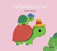 Xavier Deneux - La famille tortue.