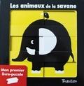 Xavier Deneux - Les animaux de la savane.