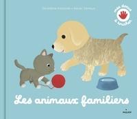 Xavier Deneux et Géraldine Krasinski - Les animaux familiers.