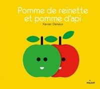 Xavier Deneux - Pomme de reinette et pomme d'api.