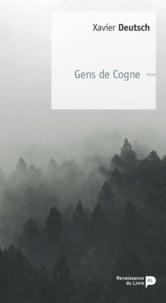 Xavier Deutsch - Gens de Cogne.