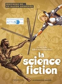 Xavier Dollo et Djibril Morissette-Phan - Histoire de la science fiction.