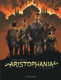 Xavier Dorison et Joël Parnotte - Aristophania Tome 3 : La Source Aurore.