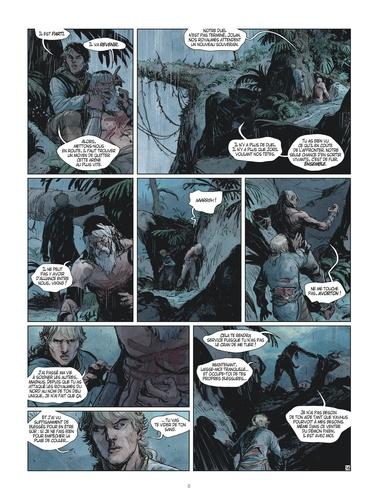 Les mondes de Thorgal : Kriss de Valnor Tome 8 Le maître de justice