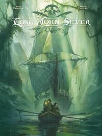 Xavier Dorison et Mathieu Lauffray - Long John Silver Intégrale Tome 2 : Tome 3, Le labyrinthe d'émeraude ; Tome 4, Guyanacapac.