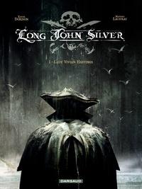 Xavier Dorison et Mathieu Lauffray - Long John Silver Tome 1 : Lady Vivian Hastings.