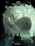 Xavier Dorison et Mathieu Lauffray - Long John Silver Tome 3 : Le labyrinthe d'émeraude.