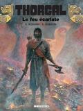 Xavier Dorison et Grzegorz Rosinski - Thorgal Tome 35 : Le feu écarlate.
