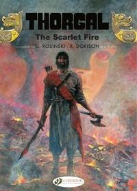 Xavier Dorison et Grzegorz Rosinski - Thorgal - Volume 27 - The Scarlet Fire.