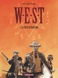 Xavier Dorison et Fabien Nury - West Tome 1 : La chute de Babylone.