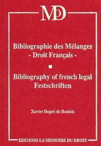 Xavier Dupré de Boulois - .