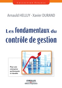 Xavier Durand - Les fondamentaux du contrôle de gestion - Pour une entreprise durable et performante.