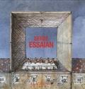 Xavier Fabre et Alexandre Borovsky - Serge Essaian - Maisons, vues, gens, édition bilingue français-anglais.