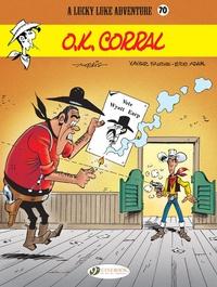 Xavier Fauche et Eric Adam - A Lucky Luke Adventure Tome 70 : OK Corral.