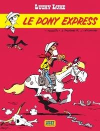 Xavier Fauche et Jean Léturgie - Lucky Luke Tome 28 : Le Pony Express.