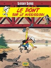 Xavier Fauche et Jean Léturgie - Lucky Luke Tome 32 : Le pont sur le Mississipi.