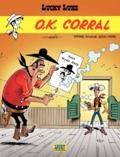 Xavier Fauche et Eric Adam - Lucky Luke Tome 36 : OK Corral.