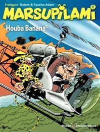 Xavier Fauche et Etienne Adam - Marsupilami Tome 11 : Houba Banana.