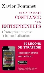 Galabria.be Si on faisait confiance aux entrepreneurs - L'entreprise française et la mondialisation Image