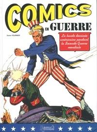 Deedr.fr Comics en guerre - La bande dessinée américaine pendant la Seconde Guerre mondiale Image