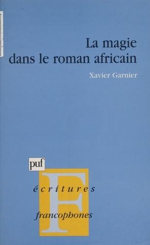 La magie dans le roman africain