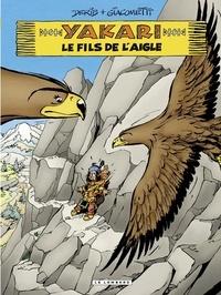 Xavier Giacometti et  Derib - Yakari - tome 41 - Le fils de l'aigle.