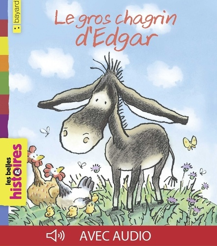 Le gros chagrin d'Edgar - 9791029307331 - 3,99 €
