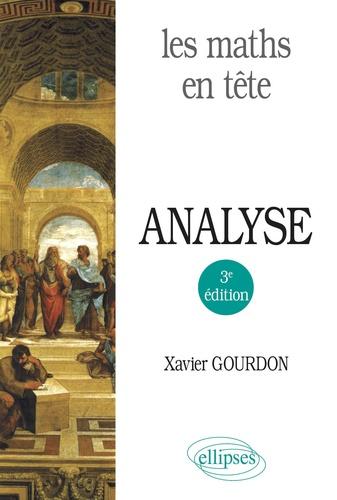 Analyse 3e édition