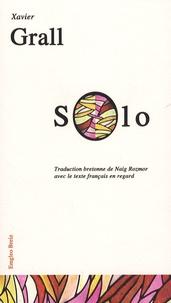 Xavier Grall - Solo.