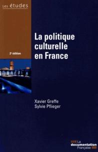 Xavier Greffe - La politique culturelle en France.