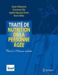 Xavier Hébuterne et Emmanuel Alix - Traité de Nutrition de la personne agée.