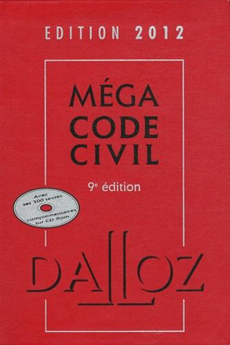 Xavier Henry - Méga code civil 2012. 1 Cédérom