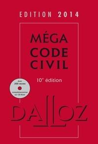 Xavier Henry - Méga code civil 2014. 1 Cédérom