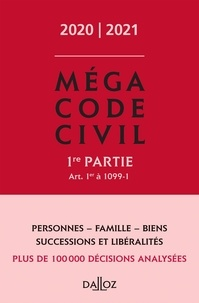 Galabria.be Méga Code civil - 1re partie Art. 1er à 1099-1 Image