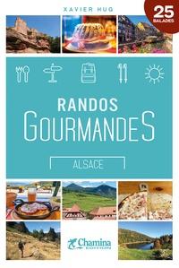 Xavier Hug - Randos gourmandes Alsace.