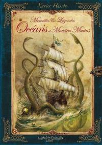 Xavier Hussön - Océans et Monstres Marins.