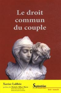 Le droit commun du couple.pdf